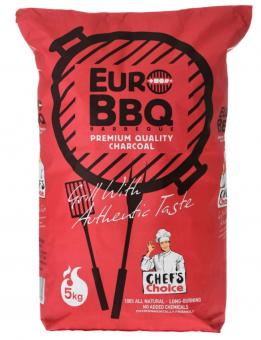EURO BBQ Holzkohle Marabu 5kg