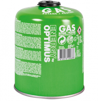 Gaskartusche Optimus 450 g