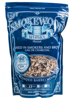 Smokewood Whisky Middle