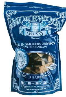 Smokewood Whisky Mini Blocks